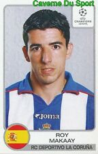 207 ROY MAKAAY NETHERLANDS RC.DEPORTIVO STICKER PANINI CHAMPIONS LEAGUE 2002
