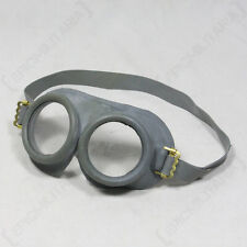 Original NATO RUBBERISED SAFETY GOGGLES Military Eye Protection Eyewear Glasses