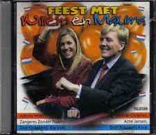 Feest Met Willem en Maxima-Cd album