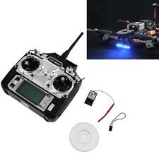 Flysky FS-T6 Radio Control 2.4G 6 CH Transmitter + Receiver for Helicopter RC MT