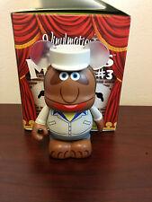 """Beauregard w Hat 3"""" Vinylmation Muppets Series #3 IN HAND NEW!!"""