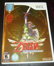 Legend of Zelda: Skyward Sword for NINTENDO Wii  (Brand NEW)