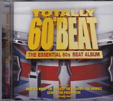 TOTALLY 60S BEAT - VARIOUS ARTISTS - CD - NEW -