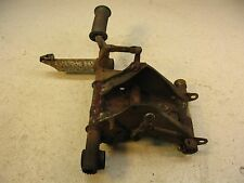 1966 puch sears allstate 175 twingle s474~ foot peg center stand mount bracket