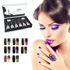8PCS Elite99 Soak Off UV LED Gel Nail Polish Manicure Gift Set Pick Any 8 Colors
