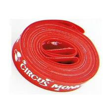 "Circus Monkey 26"" x 18mm Wheel Rim High Pressure Strip Tapes - Red"