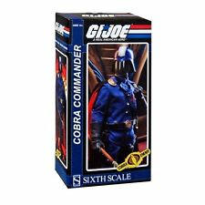 Sideshow Collectibles G.I. Joe Cobra Commander 1/6 Sixth Scale 12