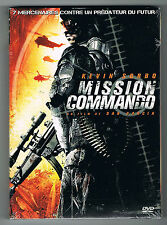 MISSION COMMANDO - KEVIN SORBO - DAN GARCIA - DVD - 2012 - NEUF NEW NEU