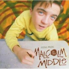 OST/GORDON/STROKE 9/UVM - MALCOLM IN THE MIDDLE  CD  17 TRACKS SOUNDTRACK  NEU