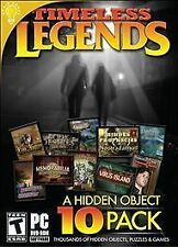 Timeless Legends: A Hidden Object 10 Pack by