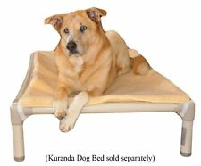 Kuranda Dog Bed Double Sided Luxury Fleece Pad - 40 x 25 - Large