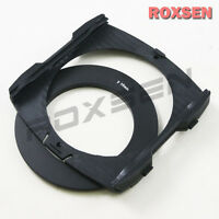 Wide Angle Filter Holder for Cokin P series color filter + 62mm P Adapter Ring