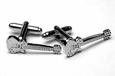 Gibson Les Paul Guitar cufflinks - gift idea for guitarists & classic rock fans
