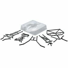 Axial 1/10 SCX10 Honcho Clear Rear Roll Cage Flat Bed Tray Set #AX80046 OZ RC