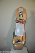PLANCHE COMPLETE SKATEBOARD 3 ROUE/WHEEL SKATE BOARD  TRUCK TAILLE 82 cm