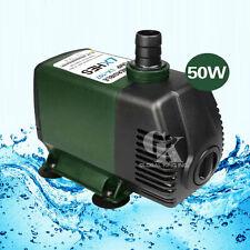 220V,4000L/H Aquarium Teich Power Head Brunnen-Wasser hydroponischen Tauchpumpe