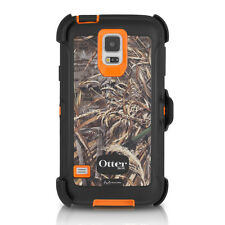 OtterBox Defender Galaxy S5 Case & Holster RealTree Camo Max 5 HD Blazed OEM
