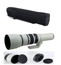 500mm F6.3-32 Telephoto Lens For Canon 5DII 5DIII 600D 650D 700D 750D 760D 1200D