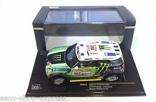 Mini All 4 Racing Peterhansel rallye DAKAR 2012 1:43 IXO VOITURE DIECAST RAM572