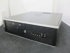 HP Elite 8300 SFF PC Core i7 3770 @ 3.40GHz  8GB 500GB DVD-RW WIN 7 FREE P&P