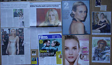 Diane Kruger - clippings/cuttings/articles packs