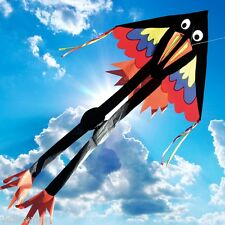BROOKITE SKYBIRD KIDS KITE EASY TO FLY IDEAL FIRST KITE FOR OUTDOOR CAMPING FUN