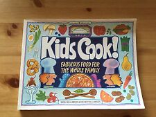 Kids Cook! : Fabulous Food for the Whole Family by Sarah A. Williamson and Zacha