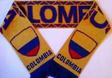 COLOMBIA Football Scarve NEW from Superior Acrylic Yarns