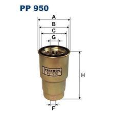 Kraftstofffilter FILTRON PP950