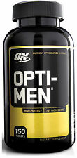 Optimum Nutrition Opti-Men Daily 4-Blend Multivitamins Optimen 150 Tablets