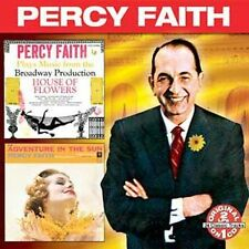 House of Flowers/Adventure in the Sun by Percy Faith (CD, Mar-2006,...