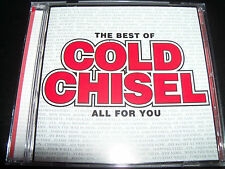 Cold Chisel (Jimmy Barnes) All For You Best Of Greatest Hits (Australia) CD  New