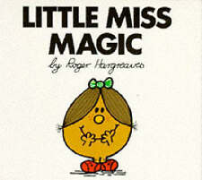 """Little Miss Magic (Little Miss Library) Hargreaves, Roger """"AS NEW"""" Book"""