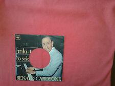 Renato Carosone – Triki-Trak / 'O Sole Mio-Copertina Forata Per Disco 45 Giri 7