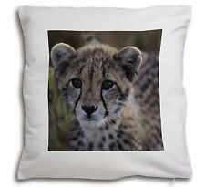 Cheetah Soft Velvet Feel Scatter Cushion Christmas Gift, AT-24-CPW