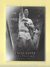 2011-12 UD EXQUISITE JERRY SLOAN #d 38/99 CHICAGO BULLS
