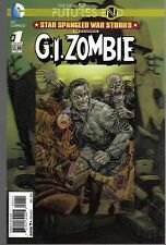 STAR SPANGLED STORIES GI ZOMBIE FUTURE'S END #1 - 3D COVER - DC COMICS - 2014