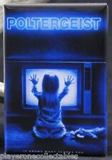 "Poltergeist Movie Poster 2"" X 3"" Fridge / Locker Magnet. Classic Horror"