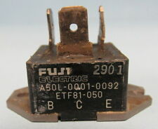 FUJI ELECTRIC TRANSISTOR A50L-0001-0092 ETF81-050 LOT OF 4