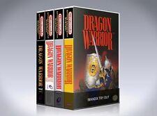 NEW custom game storage cases DRAGON WARRIOR 4-PACK NES -No Game- I II III IV