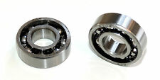 CRANKSHAFT MAIN BEARINGS FITS HUSQVARNA 346xp 353 357 357xp 365 371 372xp NEW.