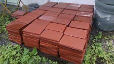 """QUARRY TILE - APPROX 364 PIECES 6""""x 9"""" OR 137 SQ. FT."""