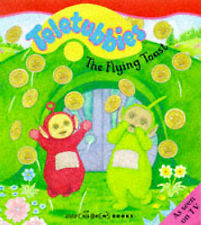 The Flying Toast with the Teletubbies: Penguin Books Ltd (Paperback, 1997)