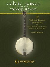 Celtic Songs for the Tenor Banjo Sheet Music 37 Traditional Songs and  000122477