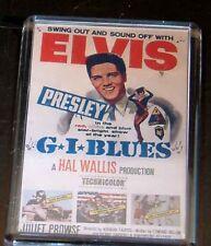 Elvis Fridge magnet--' G I Blues'