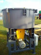 Agritrend Electric Drive Pan mixer Range  3-Phase