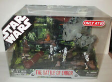 Star Wars BATTLE OF ENDOR Ultimate Battle Pack Target Exclusive