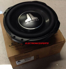 "JL AUDIO 10TW3-D4 Dual 4 Ohm 10"" SHALLOW SLIM MOUNT SUBWOOFER NEW TW3 W3V3 250MM"