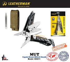 Leatherman MUT TACTICAL MULTI-TOOL WITH BROWN MOLLE SHEATH IN CLAM 850011