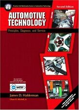 Automotive Technology by James D Halderman